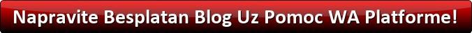 kreiraj besplatan blog