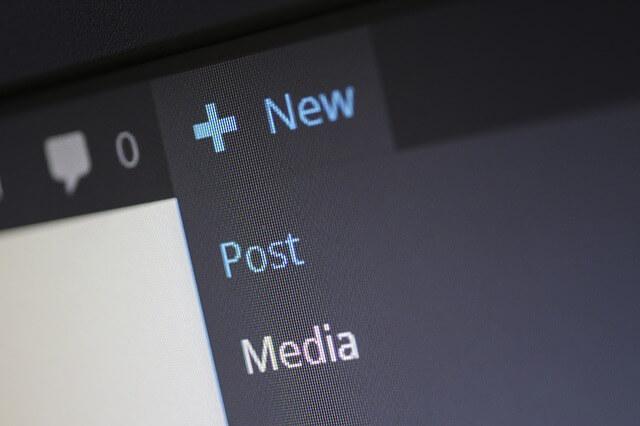vaš prvi blog post